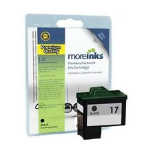 Remanufactured No.17 Black Ink Cartridge for Lexmark X1100 Printer & more
