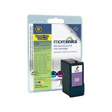 Remanufactured No.35 Tri-Colour Ink Cartridge for Lexmark F4350 Printer & more