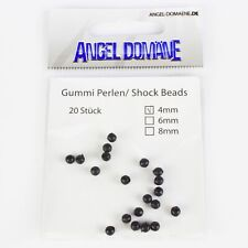 Gummi Perlen 8mm XCP483 Rubber Beads