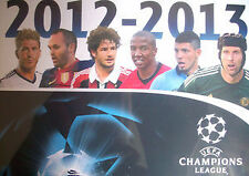 Adrenalyn Champions League 2012 -2013 VALENCIA BASE CARDS PICK THE 1s YOU NEED