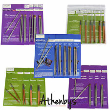 Hiya Hiya Interchangeable Knitting Needle Tips - Free Postage