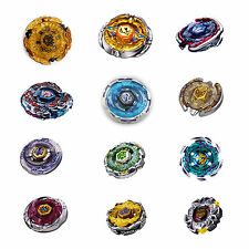 BEYBLADE RAPIDITY METAL FUSION FIGHT MASTER COLLECTION WITHOUT LAUNCHER NEW