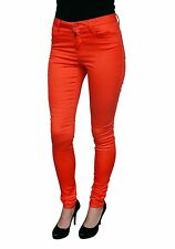 Vero Moda Hose Wonder Color Denim rot 10074142
