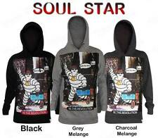 Mens Soul Star Designer Hoodie Tyre Pullover Sweatshirt Hooded Top Jumper