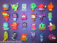 Series 3 Moshi Monsters Moshlings: pick your gold, glitter, ultra rare & regular
