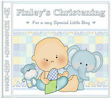 Baby Boy / Girl Christening Gift ✶ Nursery Rhymes CD ✶ Personalised Gifts 4 Kids