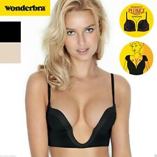 Wonderbra Perfect Plunge Push-up BH 70 75 80 85 A B C, Farbwahl WOW!