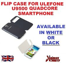 "FLIP CASE FOR 5"" ULEFONE U9500 MTK6589 QUAD CORE DUALSIM ANDROID SMARTPHONE CASE"