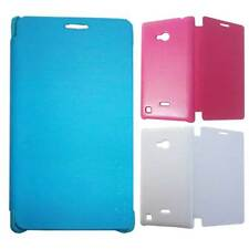 TBZ Flip Book Cover Case For Nokia Lumia 720