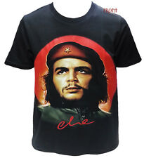 Official Mens Che Guevara Face Image T shirt/ S M L XL XXL/Top/Tee