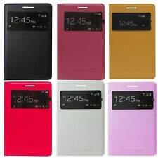 TBZ SView Flip Cover Case for Samsung Galaxy Grand 2 G7102/G7106 + Tempered opt