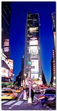Quadro Alan Schein 'Times Square at Night II' Stampa su Tela Canvas