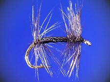 3 Knotted Midge Dry Flies - Flies / Fly Fishing