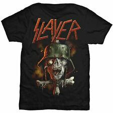 SLAYER - SOLDIER CROSS V.2 T-SHIRT M/L/XL