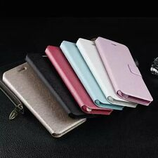New GENUINE COOL 6 COLOUR LEATHER COVER CASE APPLE iPhone 6 6S 6 PLUS 6S PLUS
