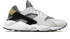 """NIKE AIR HUARACHE MEN'S TRAINERS ''LIGHT ASH GREY"""" AVAILABLE IN ALL SIZES"""