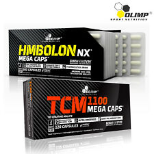 HMBOLON + CREATINE MALATE 60-180 Capsules Anabolic Dry Muscle Builder Nutrition