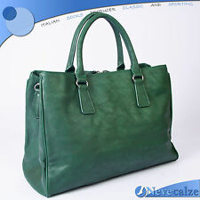 Borsa donna a mano spalla shopping bag  in ecopelle con tracolla   DSBOR013