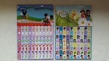 OFFICIAL DISNEY STICKER PAD,960 Stickers,Mickey Mouse,Fairies,Favors,Gift.
