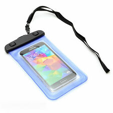 Waterproof case cover bag pouch sleeve for phone apple iPhone samsung htc