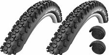 """24"""" x 1.90 SCHWALBE BLACK JACK Puncture Protection KNOBLY Bike / Cycle Tyre"""