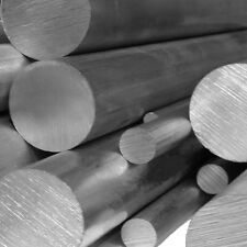 """ALL SIZES Aluminium Round Bar Choose a WIDTH & LENGTH from 3mm to 3"""""""