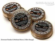 Drennan Feeder And Method Mono All Sizes Available - 100m