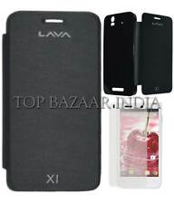 Premium Flip Cover Case for Lava Iris X1