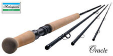 SHAKESPEARE ORACLE EXP SALMON FLY ROD 6PC TRAVEL - 3 SIZES AVAILABLE