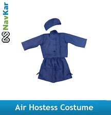 Airhostess Fancy Dress Costume | Professional Fancy Dress Costumes  for Kids