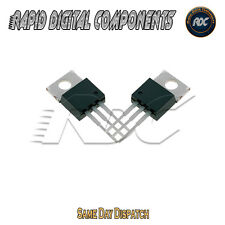 N-Channel Power MOSFETs IRF530 IRF540 IRF640 IRF740 IRFZ44, SAME DAY DISPATCH