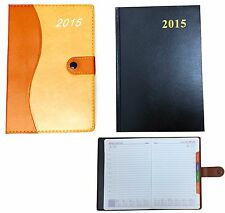 2015 Office Desk Diary A5 Weekly Calendar Medium Planner Organiser Appointment