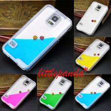 Pez Líquido Fundas Carcasas Cover Case for Samsung Galaxy Note 3 4 S4 S5 S6 edge