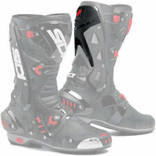 SIDI VORTICE CALF REAR MOTORCYCLE BOOT UPPER COVER BLACK 39-44 [PR] (80)