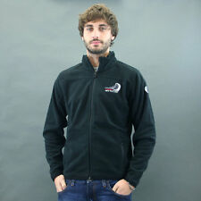 North Sails PILE FULLZIP mod. NEW ZEALAND Nero