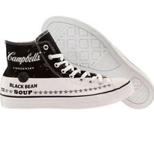 Chuck Taylor All Star Andy Warhol Sneaker Campbell's Soup choose size black bean
