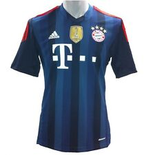 adidas FC Bayern Champions League Trikot 2013/2014 mit Badge World Champions