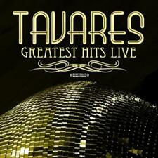 TAVARES - GREATEST HITS: LIVE NEW CD