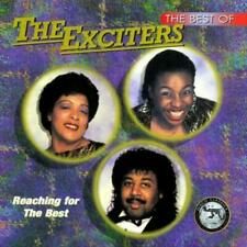THE EXCITERS - THE BEST OF THE EXCITERS: REACHING FOR THE BEST NEW CD