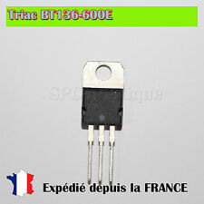 Triac BT136-600E