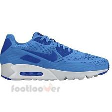 Scarpe Nike Air Max 90 Ultra Breeze 725222 404 Light Blue Uomo Sneakers Moda IT