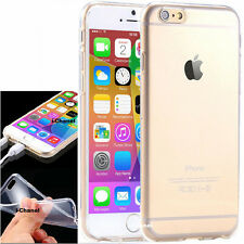 "Thin Clear Soft TPU Silicone Gel Case Cover For Apple iPhone 6S (4.7"")& 6S plus"