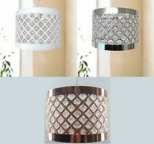 New Easy Fit Moda Sparkly Ceiling Pendant Light Shade Fitting Modern Decor