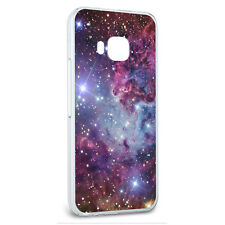 Snap On Protective Slim Hard Case for HTC One M9 Space and Planets