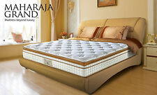 King Koil Maharaja Grand Mattress with 10 year manufacturer's warranty
