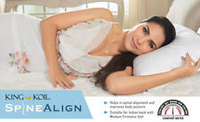 King Koil Spine Align Mattress with 10 year manufacturer warranty