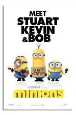 Minions Im With Stupid - Official Poster New - Maxi Size 36 x 24 Inch