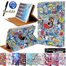 Rotating Stand Wallet Leather Case Cover For Motorola XOOM / XYBOARD Tablets