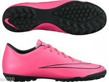 Nike Mercurial Victory V TF Astro Turf Mens Adults Football Trainers Boots  Pink