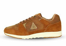 Le Coq Sportif Gaspar Leather Low - 01041609.JCU - TORTOISE SHELL - braun +Neu+